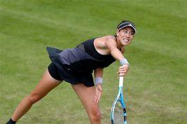 Australia Open, Muguruza ke final usai kalahkan Halep