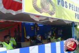 Polres Mukomuko dirikan tiga pos pengamanan mudik Lebaran