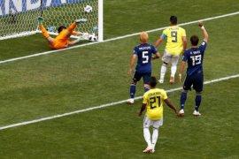 Hasil Pertandingan Grup H: Kolombia-Jepang 2-1