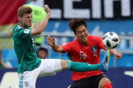 Piala Duna - Jerman Tersingkir Dari Piala Dunia