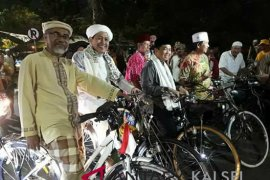 Komunitas Banjarmasin Memeriahkan Hari Sepeda Se-Dunia