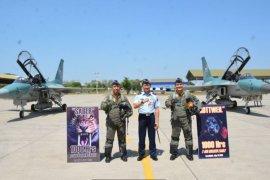 Dua Penerbang Raih 1.000 Jam Terbang Dengan Pesawat T-50i