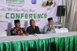 Duet KH Anwar Manshur dan KH Marzuki Mustamar Pimpin PWNU Jatim