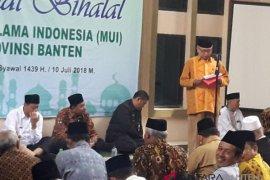 MUI Banten Ajak Pemuka Agama Dinginkan Suhu Politik