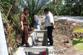 Jaksa temukan dugaan penyimpangan bangunan drainase