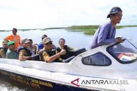 Dahnial Kifli kunjungi langsung warga dan Danau Bangkau