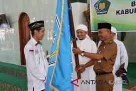 Dahnial Kifli tutup bimbingan manasik Haji HSS