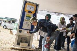 Pemkot Bandung luncurkan ATM beras
