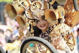 Meriahnya Banyuwangi Ethno Carnival