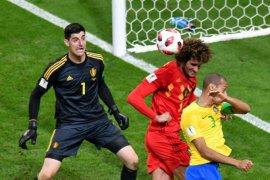 Timnas Belgia fokus untuk memenangi Piala Dunia