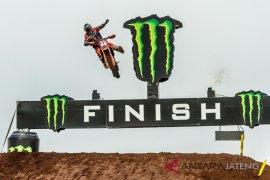 Faktor ini, lokasi kejuaraan Motorcross Grand Prix Palembang terpaksa dialihkan
