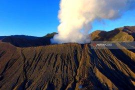 Saat Nyepi, Listrik Permukiman Warga di Gunung Bromo Dipadamkan