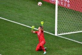 Diego Godin: kesalahan kiper Uruguay layak dimaafkan