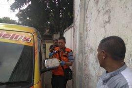 Mobil pengurus Partai Golkar Sukabumi dirusak