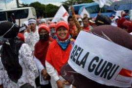 Gaji guru honorer SMA sederajat di Bengkulu naik jadi Rp1 juta