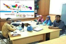 """Mahasiswa IPB ciptakan """"ID-Map"""" website untuk ketahanan kesehatan nasional"""