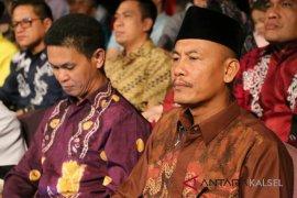 Pj Bupati HSS hadiri halal bihalal warga Banjar se dunia
