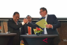 Dubes apresiasi kerja sama kota kembar Ambon-Vlissingen