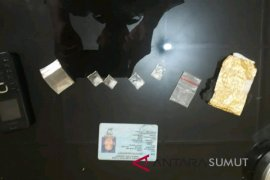 Polisi Langkat ringkus bandar narkotika