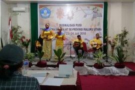 Kantor Bahasa Malut gelar lomba musikalisasi puisi