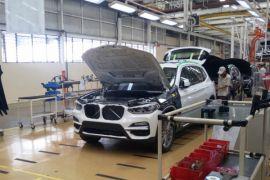 BMW Indonesia produksi satu mobil setiap setengah jam