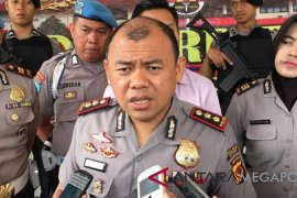 Polres Bogor minta paslon tidak mengklaim kemenangan