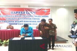 KPU Tala Gelar Rapat Pleno Rekapitulasi Suara