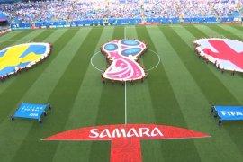 Inggris melaju ke semifinal setelah tundukkan Swedia