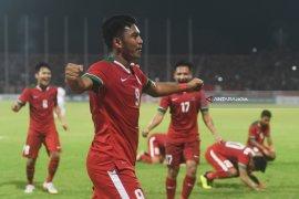 Trigol Rafli warnai kemenangan 5-0 Indonesia atas Filipina