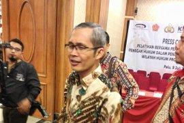 Jejaring Sumatera Terang dukung KPK ungkap korupsi