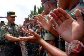 KSAD ingatkan purnawirawan jangan libatkan prajurit di politik