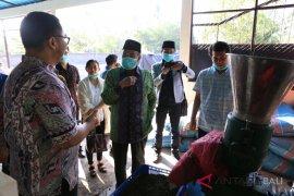 Ketua Umum PBNU tinjau TOSS Klungkung