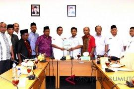 DPRD Sumut dukung anggaran masjid raya Barus dan Pandan