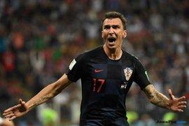 Mario Mandzukic umumkan pensiun dari Timnas Kroasia