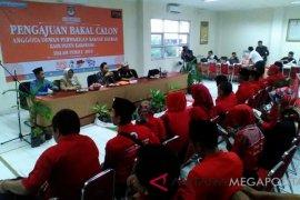 KPU Purwakarta terima pendaftaran 639 bacaleg