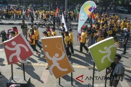 Mantan atlet Garut akan Kirab Obor Asian Games 2018