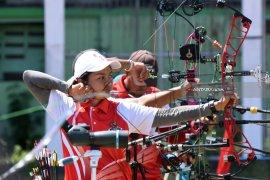 Atlet Asian Games Korut dan Korsel Latihan Gabungan