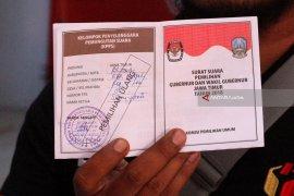 Partisipasi Pemilih di Situbondo 66,48 Persen
