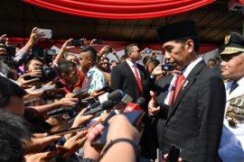 Presiden Jokowi : Alumni IPDN penentu reformasi birokrasi