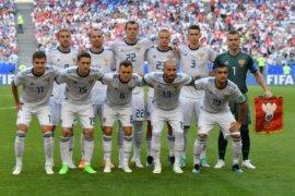 Penggemar sepak bola Rusia berkumpul di Moskow