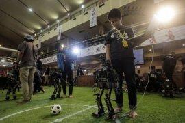 Robot dome UMM akan wakili Indonesia di AS