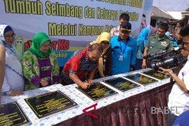 Pemkab Bangka canangkan kampung KB wujudkan penduduk seimbang