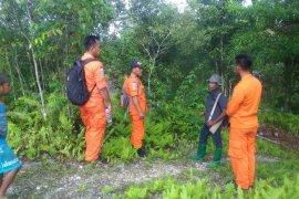 Warga Muna hilang di hutan, personel Basarnas diturunkan