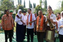 Penyelenggaraan Lomba Sekolah Sehat Di Lampung