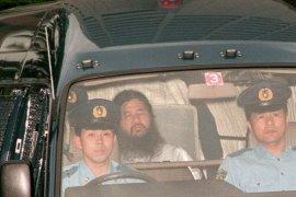 Tujuh anggota sekte kiamat di Jepang digantung