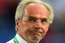 Irak yakin dapat datangkan mantan pelatih Inggris Sven-Goran Eriksson