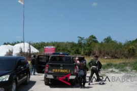 Tim Penegak Hukum KLHK sidik tambang ilegal