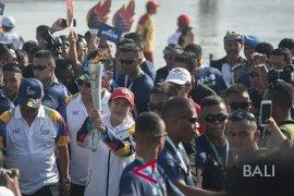 """Wisatawan-masyarakat Bali pun """"demam"""" Asian Games (Round Up)"""