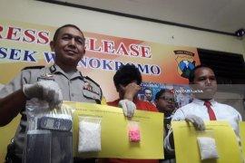 Polisi Ringkus Pengedar Narkoba asal Madiun