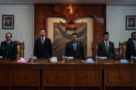 DPRD  Tulungagung Terima Hasil Pilkada 2018